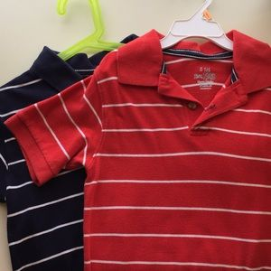 Children's Place Polos (Set of 2)